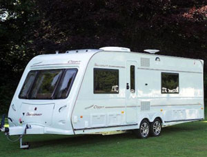 Caravan Hire North Wales