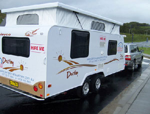 Caravan Hire South West